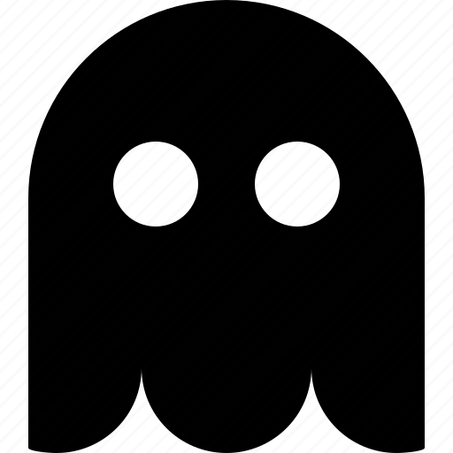 ghost, halloween, pacman, scary, spirit, spooky icon