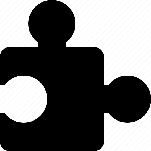 component, module, plug in, puzzle, puzzle piece icon