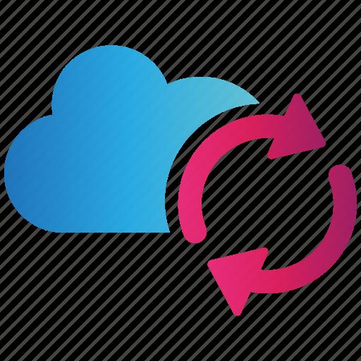 cloud, seo pack, seo services, web design icon