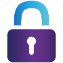 lock, seo pack, seo services, web design icon