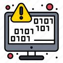 binary, data, encoding, encryption, error