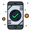 app, authentication, check, mobile, ok