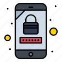 account, mobile, security
