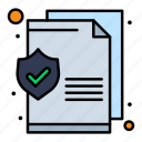 document, security, text