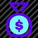 chips, coin, dollar, earnings, money