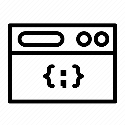 code, css, javascript, seo, web icon
