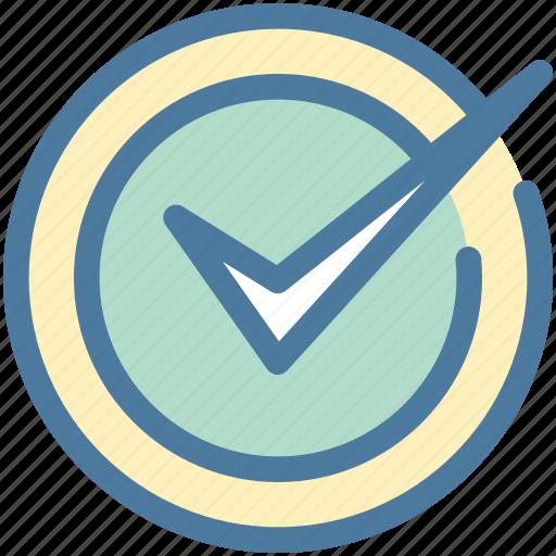 approve, check, checkmark, complete, done, success, tick icon