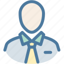 avatar, boy, businessman, male, man, profile, user icon