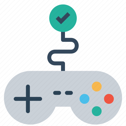 company, development, game, gaming, play, remote icon