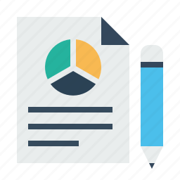 analysis, business, card, chart, performance, report, statics icon