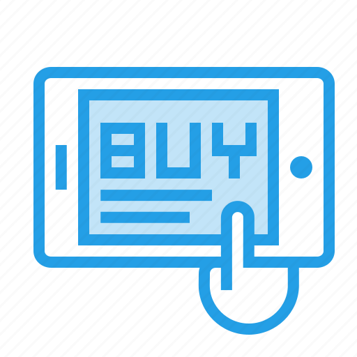 buy, mobile, online, sale, seo, shopping, tool icon