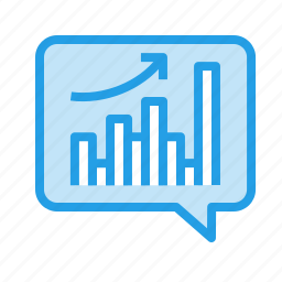 analytics, data, marketing, performance, reseaech, sales, strategy icon