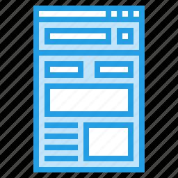 blog, browser, news, optimization, seo, tool, window icon