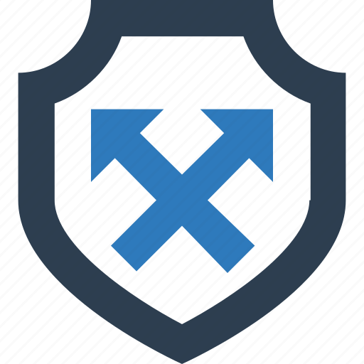 antivirus, protection symbol, security, security concept, setting, shield icon