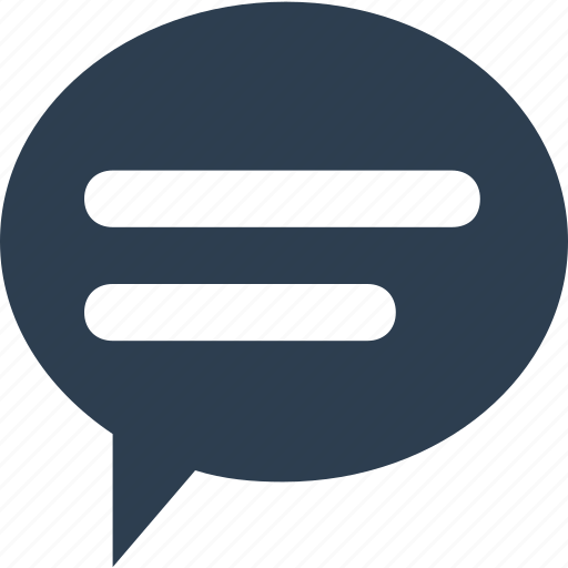chat balloon, chat bubble, comments, communication, speech balloon, speech bubble icon