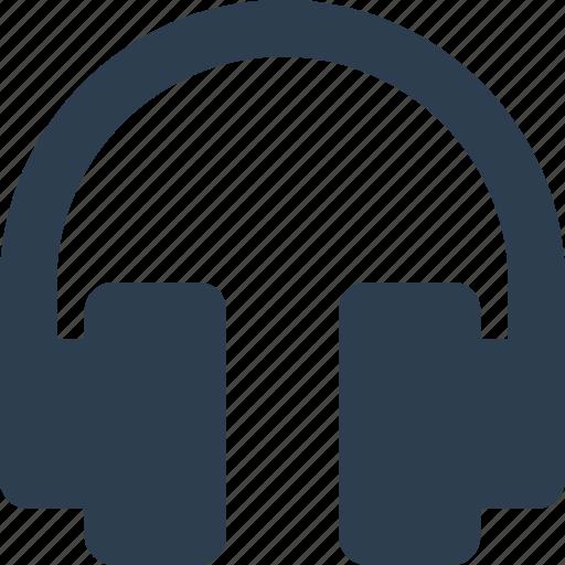 call center, earbuds, earphones, earspeakers, gadget, handsfree, headphone icon