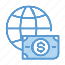 currency, global, transaction, transfer