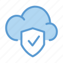 cloud, security, protected