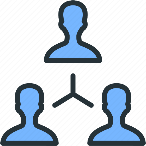 internet, link, seo, social, users, web icon