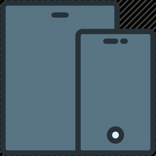 adaptive, devices, internet, mobile, seo, web icon