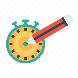 optimization, page, seo, target, time, timer, web icon