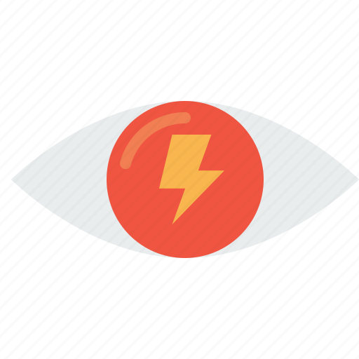 energy, eye, future, goal, mission, vision icon