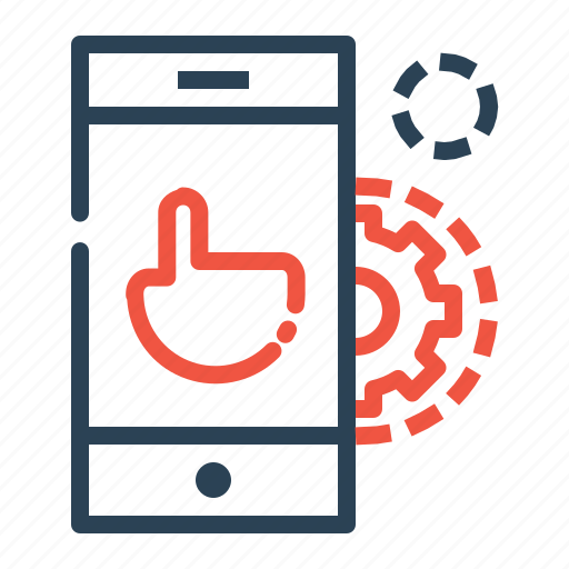 advertiesment, click, marketing, mobile, optimization, promotion, seo icon