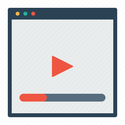 marketing, optimization, seo, video, webpage, youtube icon