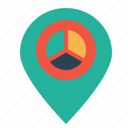 analysis, location, navigation, optimization, place, statics, webpage icon
