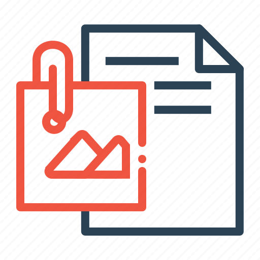 content, document, management, optimization, paper, picture, seo icon
