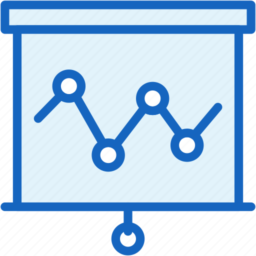charts, graphs, internet, presentation, seo, web icon