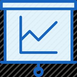 graphs, internet, presentation, seo, web icon