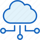 cloud, internet, seo, system, web icon