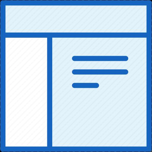 internet, layout, seo, web icon