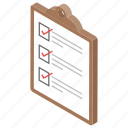agenda list, checklist, list, product list, shopping list, todo list