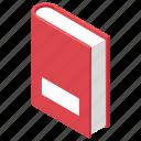 booklet, story book, novel, book, album, reading book icon
