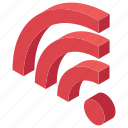 internet signals, online symbol, wifi, wifi signals, wireless connectivity, www