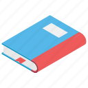 album, book, booklet, novel, reading book, story book icon