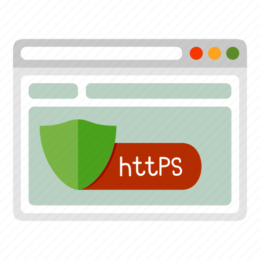 certificate, https, safe, security, website icon