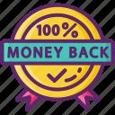 back, guarantee, money
