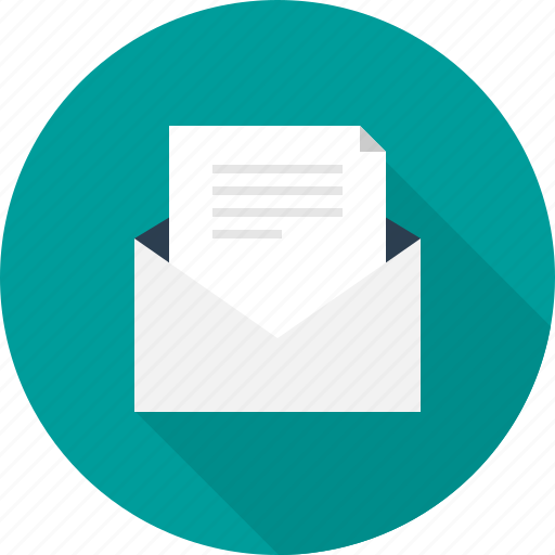 email, envelope, letter, mail, news icon