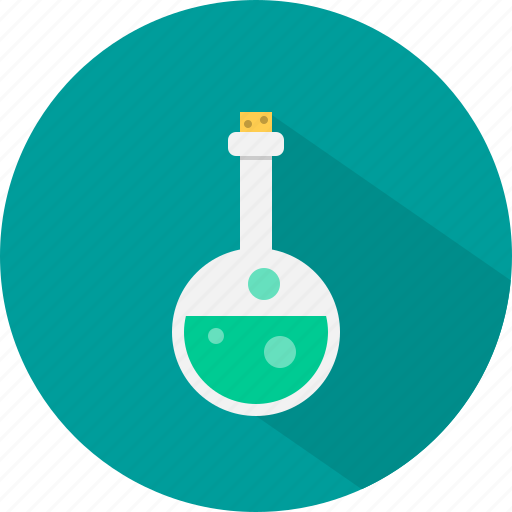 chemical, experiment, flusk, lab, test icon