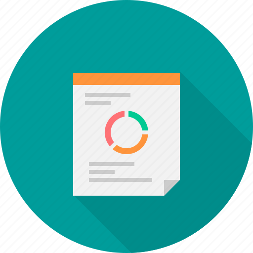 analysis, analytics, document, report, reporting icon