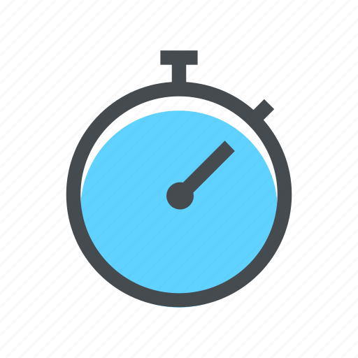 chronometer, clock, stopwatch, time, timer, watch icon