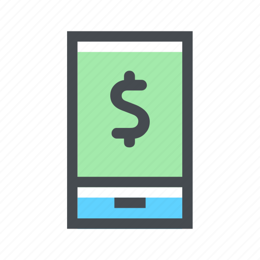 decide, digital, metod, mobile, payment, smartphone icon