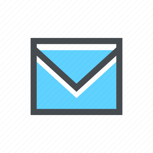 box, email, envelope, inbox, letter, mail, message icon