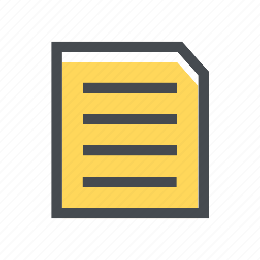 archive, document, extension, file, format, paper, text icon