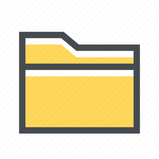 archive, document, extension, file, folder, format icon