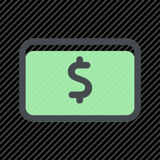 cash, dinheiro, finance, metod, money, payment icon