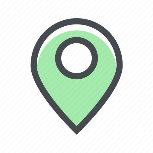 gps, here, location, map, maps, pin, pointer icon